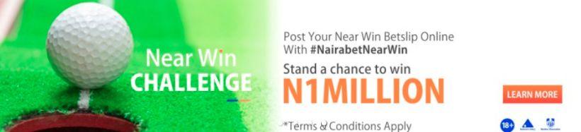 nairaBet challenge